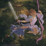 Sword of Destiny by phantastes