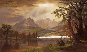 Tribute to Albert Bierstadt