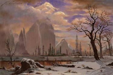 Tribute to Albert Bierstadt 2