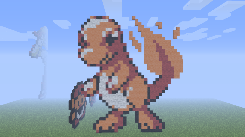 Charmander! by Deadlycreations
