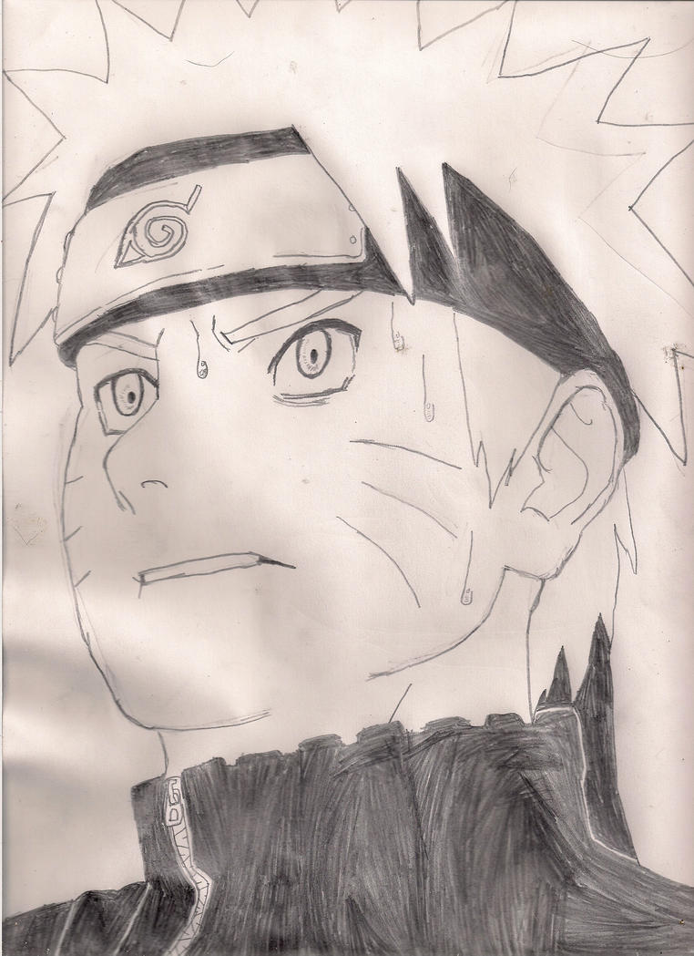 Naruto Uzumaki !! by Deadlycreations