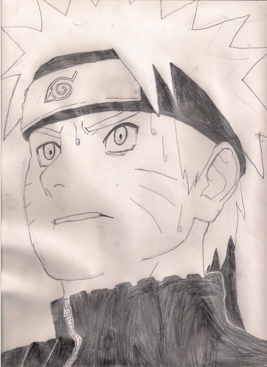 Naruto Uzumaki !! by Deadlycreations