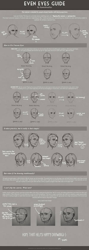 Even Eyes Guide