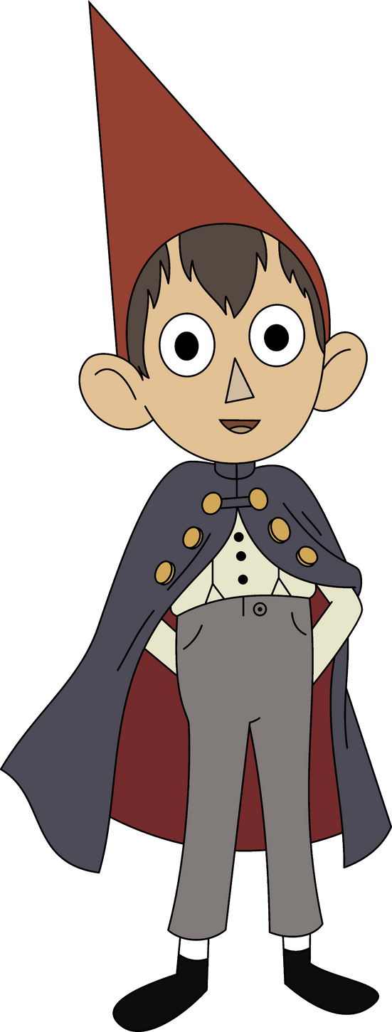 Over the Garden Wall Atual Character Wirt by ncontreras207