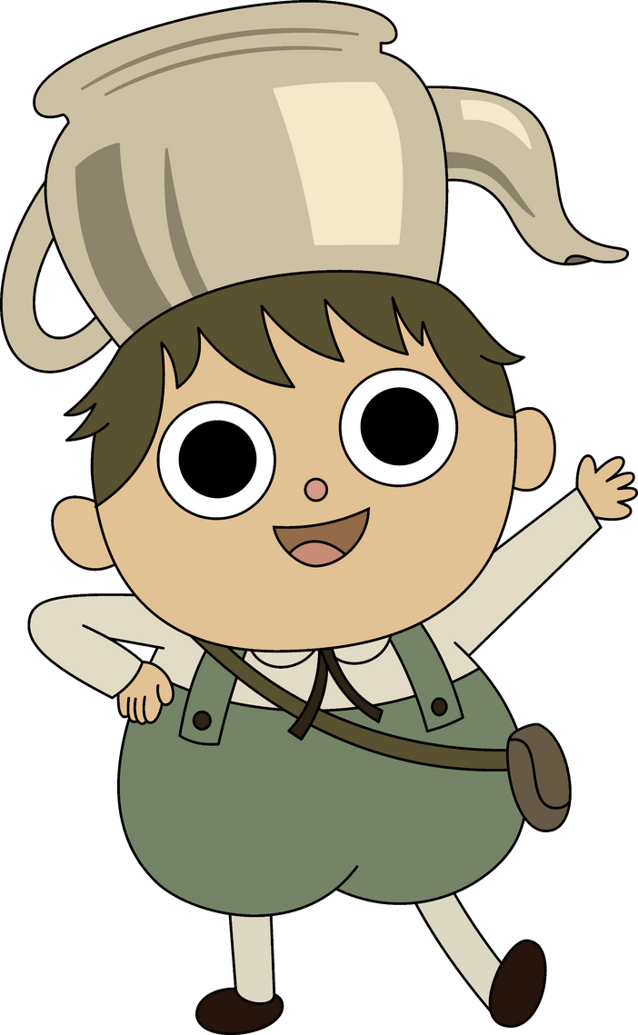 Over the Garden Wall Actual Character Gregory by ncontreras207