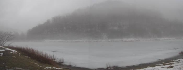 Highsplint Lake Winter