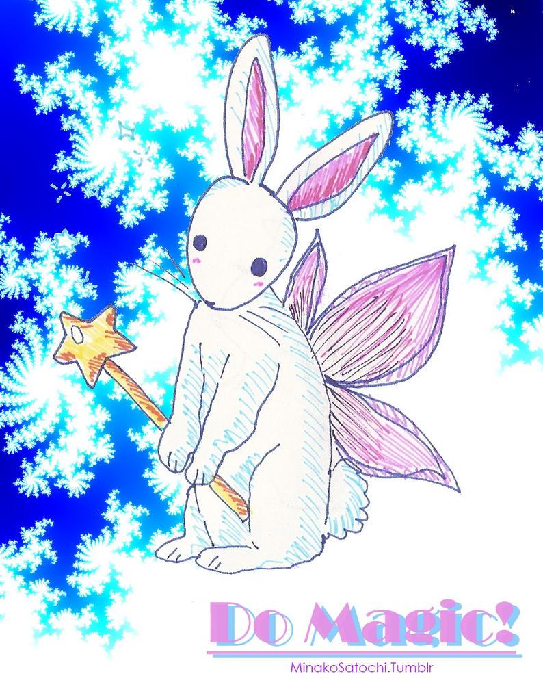 Do magic - Bunny ed by Minako001