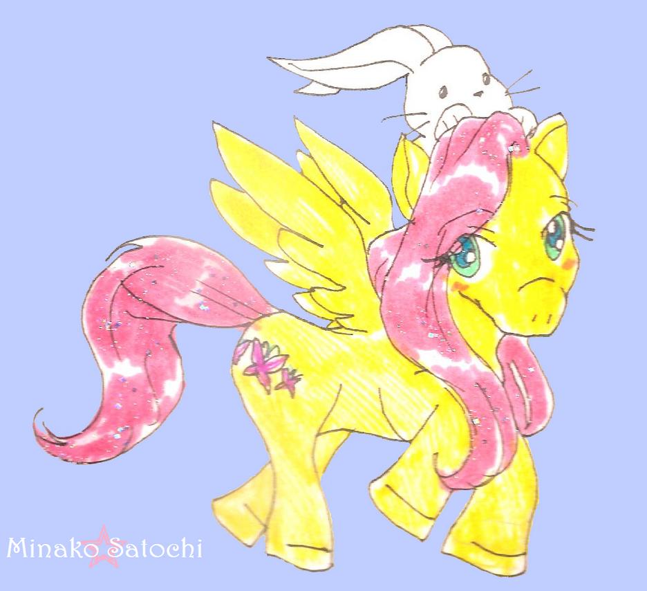 Fluttershy by Minako001