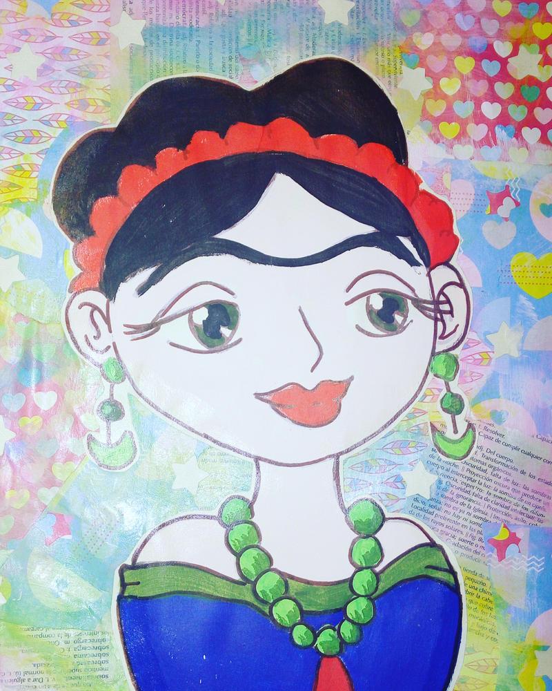 Frida by Minako001