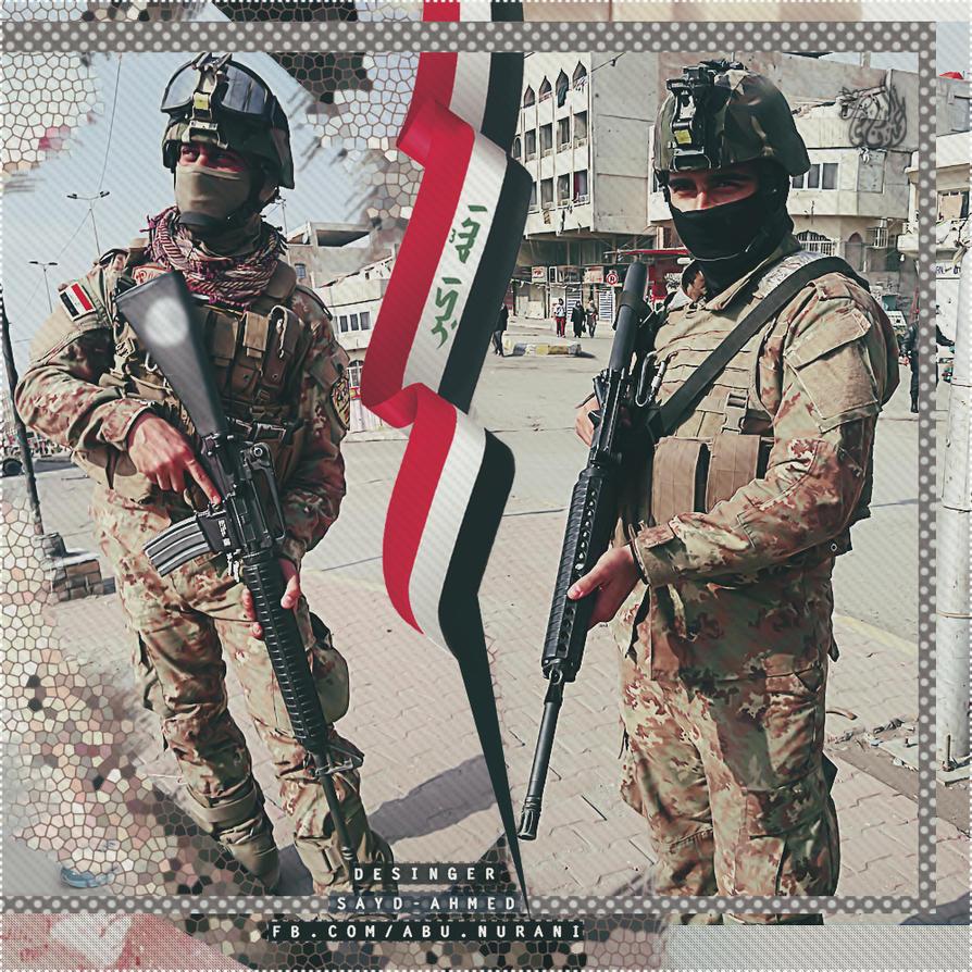 Army iraq by Ahmed-alrefaai