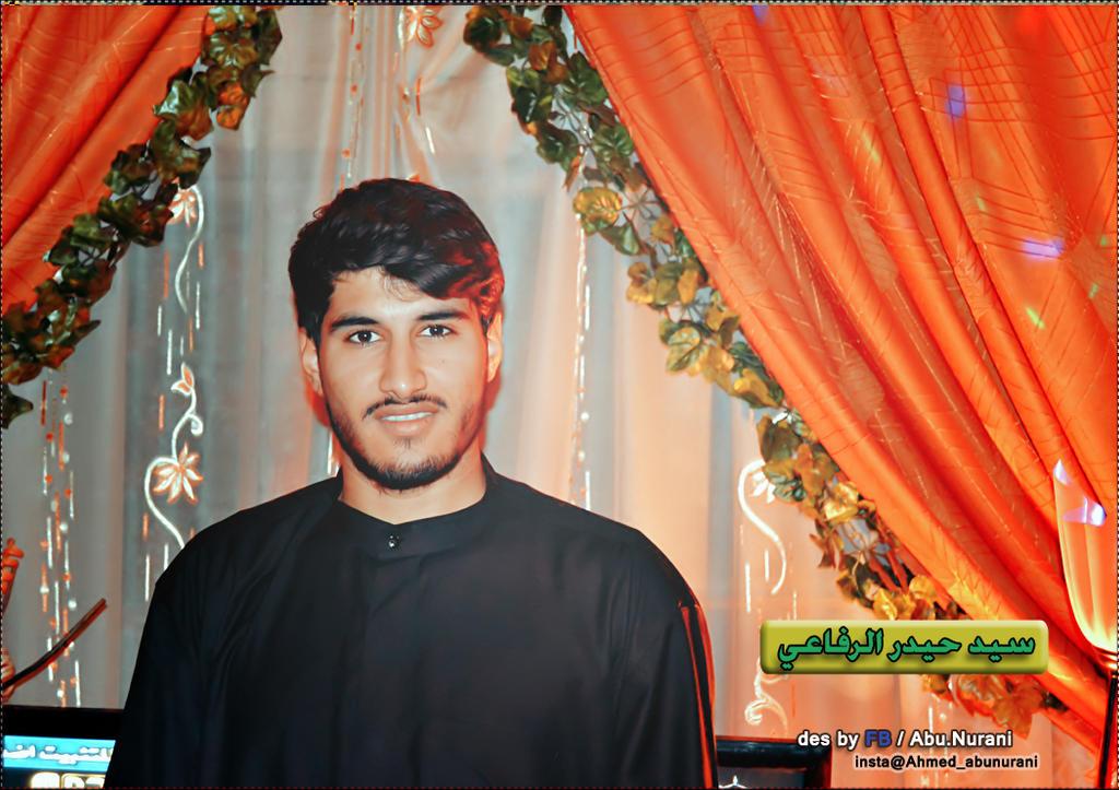 sayd Hayder alrefaai by Ahmed-alrefaai