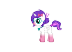 My cousin, as a pony by Stormchaser-The-Pony
