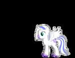 hiResPony- Heavenly Storm pony Oc by Stormchaser-The-Pony