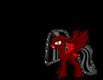 hiResPony- Bloody Sky (The dark half of me) by Stormchaser-The-Pony