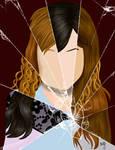 Carmilla Characters - Broken Mirror by allons-y-stana