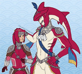 FTH - Sidon and Link
