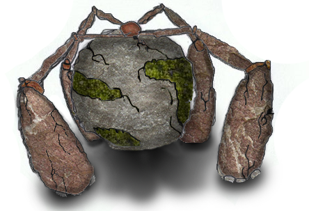 Pikmin 3 Idea Colossal Bulk Legs By Superwinegum On Deviantart