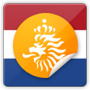 Nederland - EURO 2008 - Badge by dnY