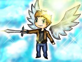 Archangel Dean by IchiOfTheRainbow