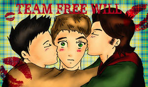 Team Free Will by IchiOfTheRainbow