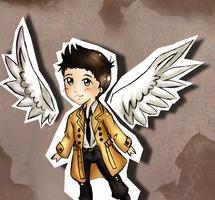 Your Pretty boy Angel by IchiOfTheRainbow