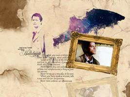 Castiel My Hallelujah by IchiOfTheRainbow