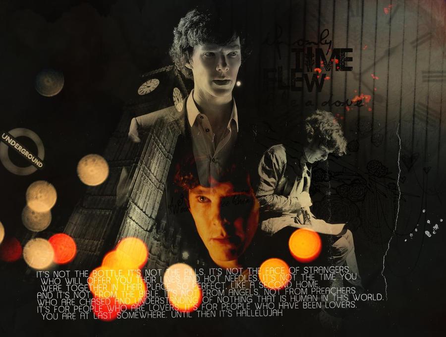 Sherlock BBC Enlightenment by IchiOfTheRainbow