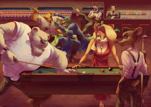 pinstripe casino