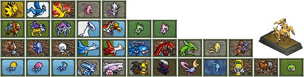 Legenday Pokemon zoo tycoon