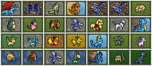 Zoo tycoon Pokemon Icons continued