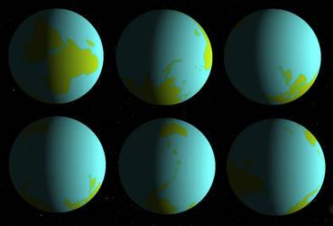 Earth II - day by PeteriDish