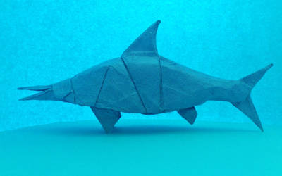 Ichthyosaurus - third version