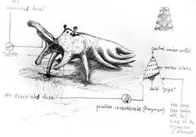palaeo xenobiology challenge by PeteriDish