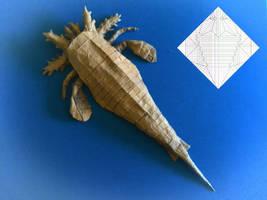 Eurypterus by PeteriDish