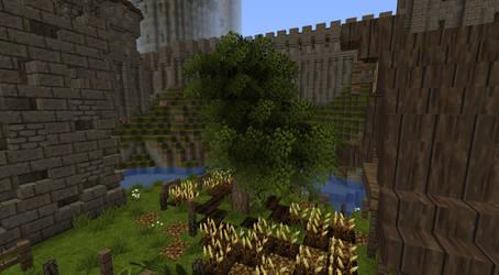 Prettiest Minecraft trees? by PeteriDish