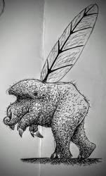 creature 2 by PeteriDish