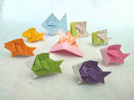 Designing Origami
