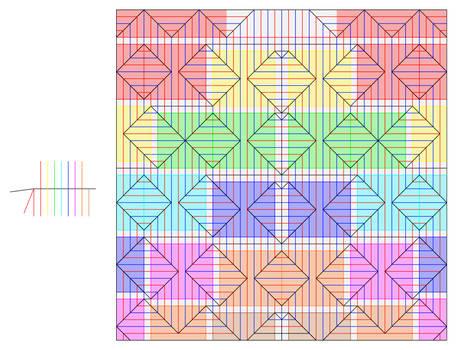 Hallucigenia Cp - Update 2019 - Color Coded