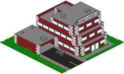 Road Works - Pixel Metropolis by Rettro