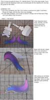 Nimble Sprint Papercraft How-To
