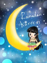 Ramadan Kareem by Dpotrait