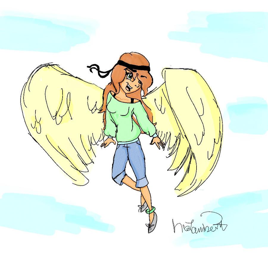 Anna Angel by trujayy
