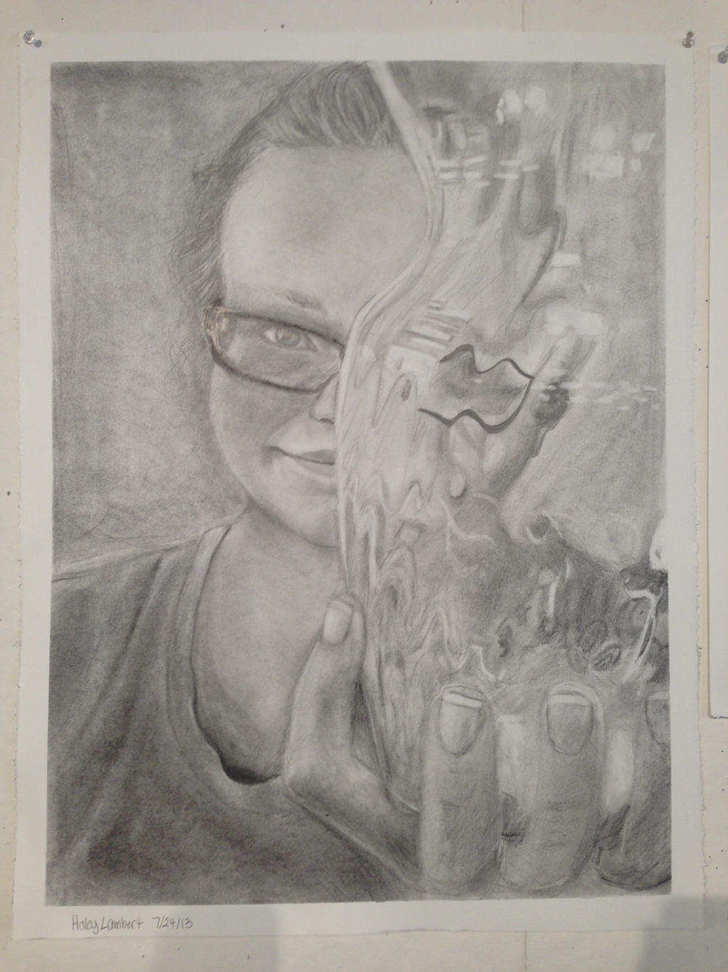 My Final for Drawing 1 by trujayy