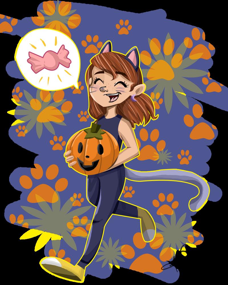 Happy Halloween Everyone! by trujayy