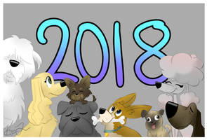 Year of the Doggo- 2018