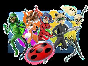 Team Miraculous!