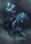 Kelpie Mage - Kingdoms of Myth