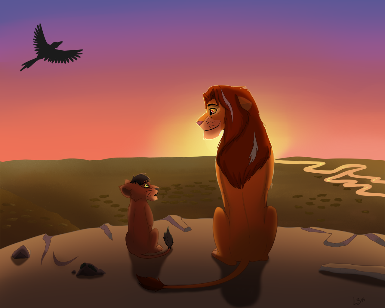 the lion king a heros journey Archetypes the mentor: mufasa and rafi would be the mentors because they give simba information and encourage throughout his journey shapeshifter: simba would be a shapeshifter because he goes from wanting to be king to not wanting to be king at all hero: simba is also the hero.