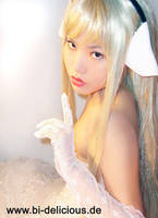 Persocom Cosplay Chobits by dears