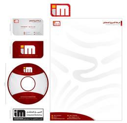 IM - logo and Stationary II